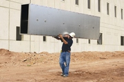 AIR DUCT FABRICATION AND INSTALLATION
