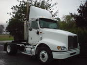 2009 International 9200I S/A DAY CAB TRACTOR