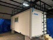 SHIPPING CONTAINER HOME 8FTX8FTX20FT FINANCING